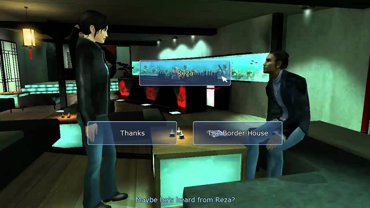 Download Freaky Friday - L4w3s - Dreamfall Episode 8