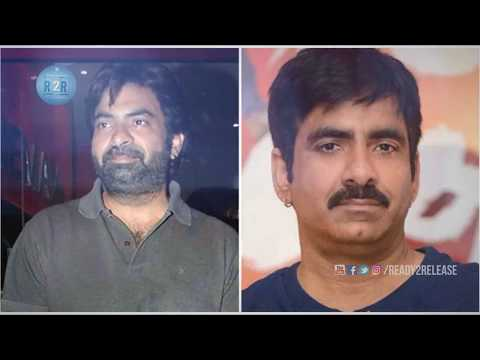 Ravi Teja Shocking Words About His Brothers Death | Brother Bharat Died In Road Acciden