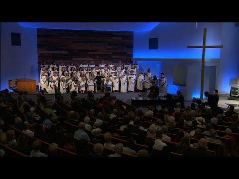 """Holy Spirit, Living Breath of God"" - Hour of Power Choir"