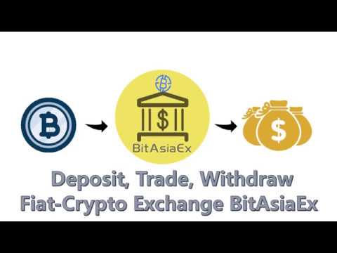 Fiat-Crypto Exchange BitAsiaEx