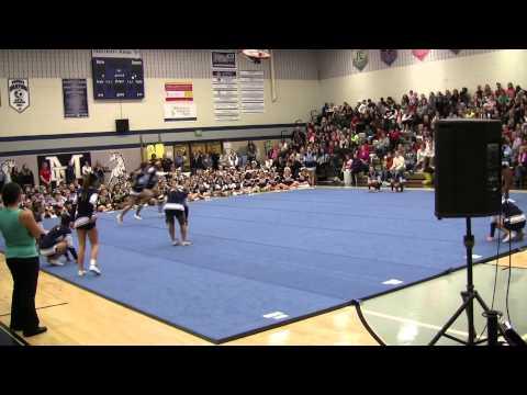 Howard High School Cheerleading 11/07/2012