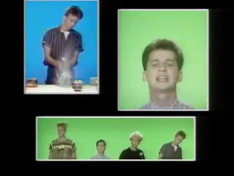 depeche mode leave in silence official video