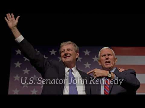 Sen. Kennedy: Keeping his promise