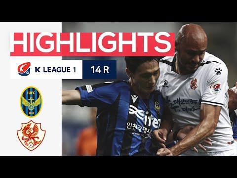 Incheon Gwangju FC Goals And Highlights
