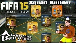 FIFA 15 Ultimate Team Squad Builder : La Miglior Argentina