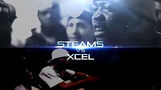 Xcel vs Steams | TrapHouse NY