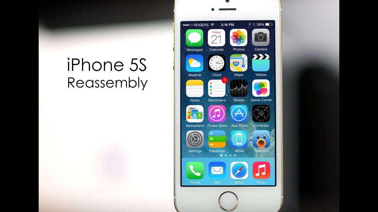 how to take apart iphone 5s apple iphone 5s disassembly tear take apart 2203