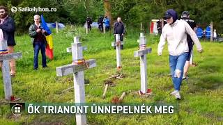Trianoni emléknapot kezdeményez két kormánypárti szenátor Romániában 19-07-01