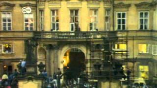 Germany remembers 1989 embassy speech | Journal