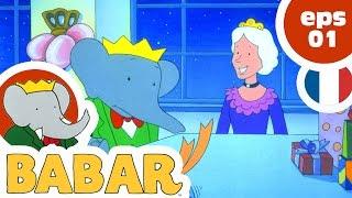BABAR - EP01 - Les premiers pas de Babar