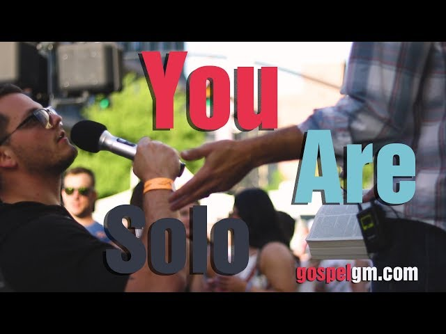 You Are Solo- Episode 39- Is That True?