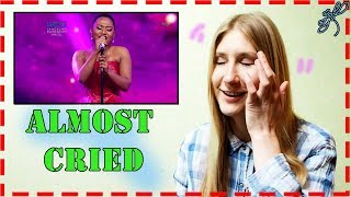 REACTION: Maria - My Heart Will Go On (Indonesian Idol 2018 Grand Final)
