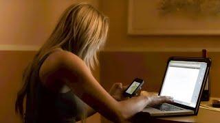 【穷电影】女子发现手机收到一个奇怪定位,好奇用电脑查找,结果却看到可怕一幕