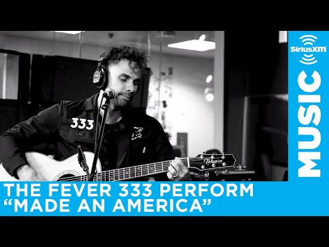 The Fever 333 Perform Made An America On Octane