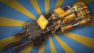 Fallout 4 - Furious Power Fist - Unique Weapon Guide
