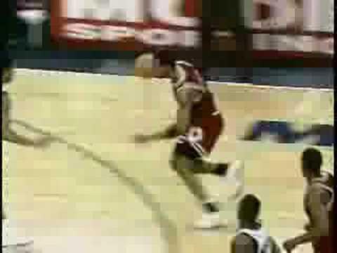 Greatest Block by Michael Jordan
