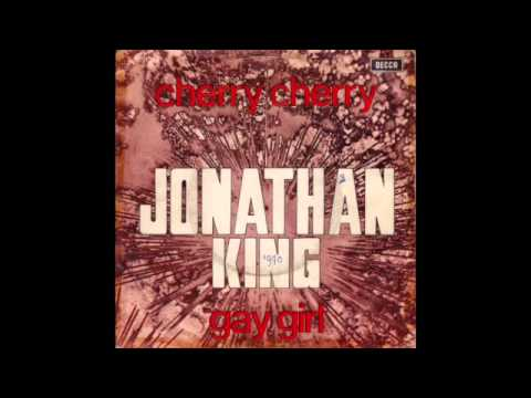 Jonathan King - Cherry, Cherry