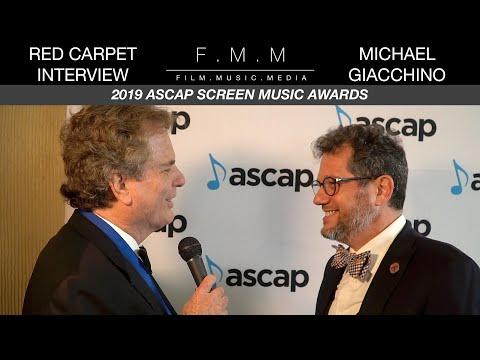 2019 ASCAP Awards: Michael Giacchino Mp3