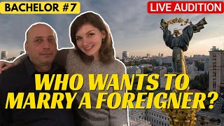 [Bachelor TV Auditions] Shai's Story Dating In Ukraine Seeking A Ukrainian Wife