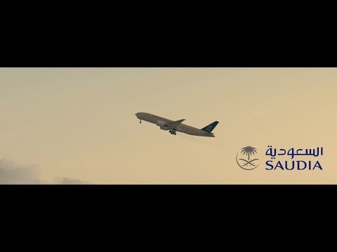 Prepar3D | last trips on Saudi Arabia Airlines