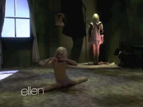 Sia Chandelier Live on Ellen