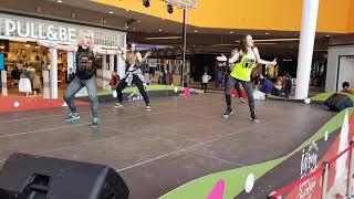 Nirvana - Inna zumba fitness choreography by Agnes