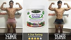 Paradise Herbs ORAC-Energy Greens
