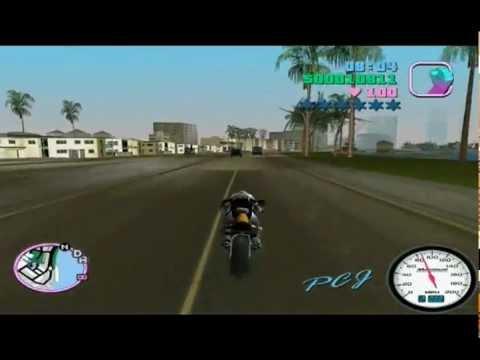 Gta vice city bike cheats