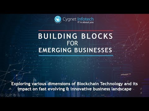 Explore the potential of Blockchain for Emerging Business Landscapes