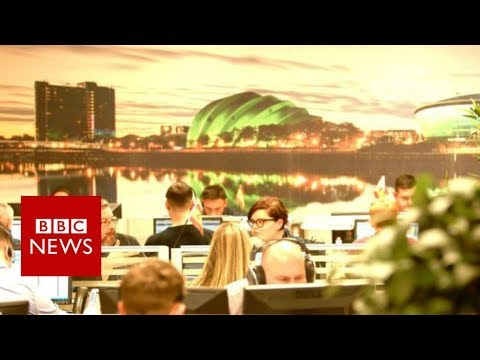 Would a four-day week boost productivity? - BBC News