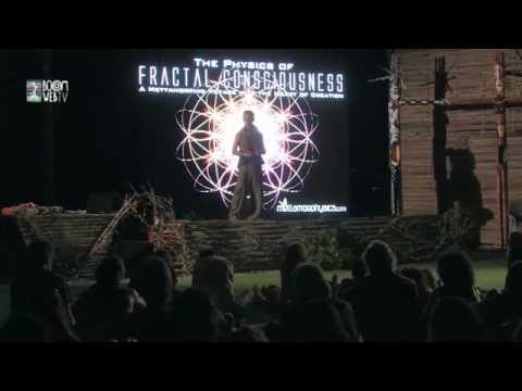Boom Festival 2014 - The Physics Of Fractal Consciousness