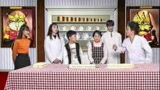 96年頃?の小学6年の教材ビデオに出演している栗山千明さんです。