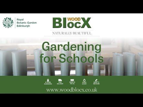 Gardening For Schools - What Works? Advice From Edinburgh Botanic Gardens