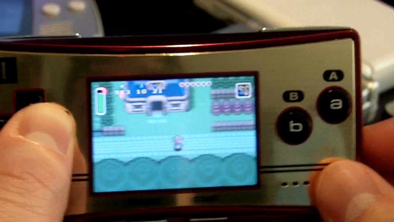 forgotten consoles game boy micro youtube rh youtube com Gameboy Color Gameboy Color