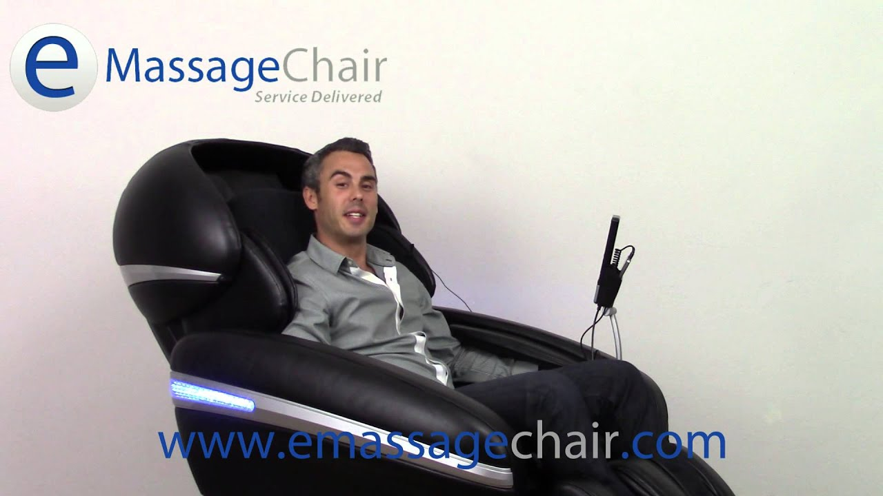 Osaki OS 3D Pro Dreamer Massage Chair Video Music Sync