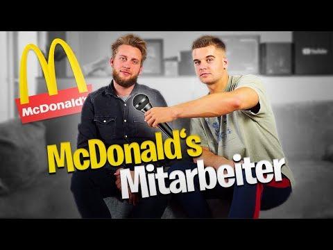 McDonalds Interview -