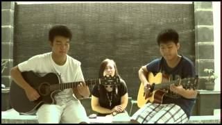 Karna SalibMu - True Worshipper (Cover) ~ Acoustic Junior