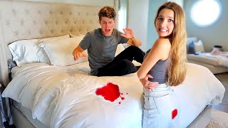 PRANKING MY CRUSH FOR A WEEK!