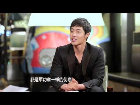 140509 Kim Hyun Joong  interview《带你看星星》金賢重專訪[Cut]