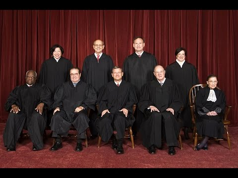 Supreme Court Justices: Education, Religion, Law School, Decisions, History (1993)