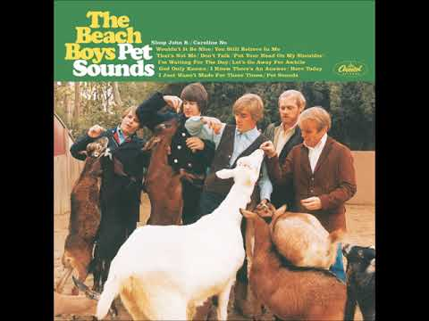 The Beach Boys - Pet Sounds (Full Album Minus Let's Go Away For Awhile)