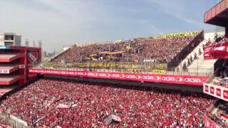 La 12 Independiente-Boca Juniors Buenos Aires Argentina