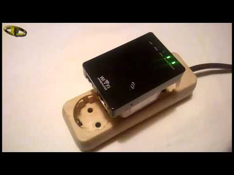 Wireless N Mini Router Wifi Repeater setup