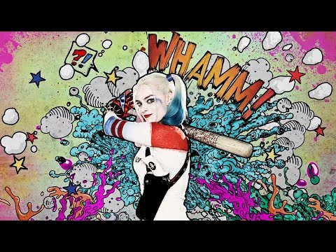 Suicide Squad - Harley Quinn [HD]