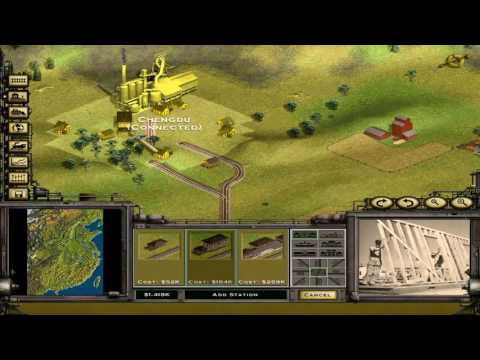 Railroad Tycoon 2 Platinum - 16 - Classic Campaign: The People's Train