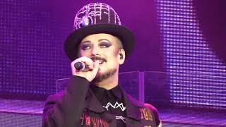 Boy George & Culture Club – Life Tour 2018 - Do You Really Want to Hurt Me (Live)