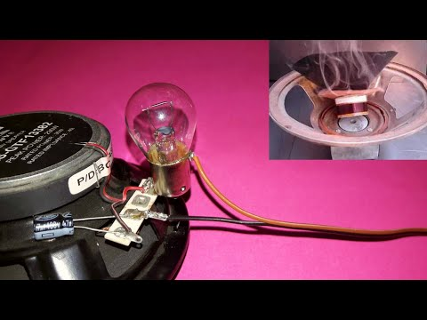 Tips-protect speaker and tweeter from burning - YouTube
