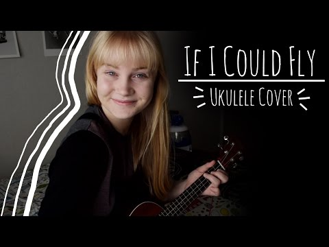 If I Could Fly by One Direction // Ukulele Cover