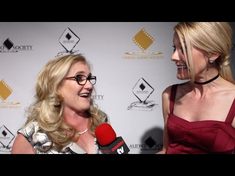 Nancy Cartwright Interview 53rd Annual CAS Awards Red Carpet