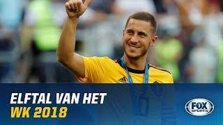 DE BESTEN | Het Elftal van het WK 2018
